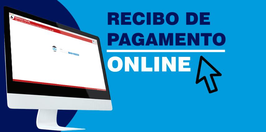Recibo de Pagamento Online